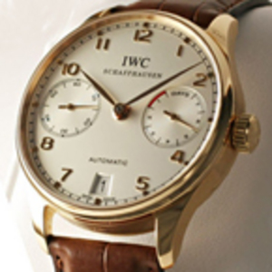 Replica IWC Portuguese 7 Day Power Reserve Watch IW500101