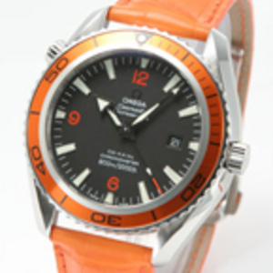 42mm Replica Omega Seamaster Planet Ocean 2909.50.38 automatique