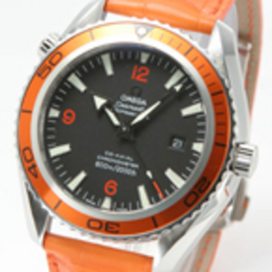 45mm Replica Omega Seamaster Planet Ocean 2908.50.38 automatique