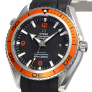 45mm Replica Omega Seamaster Planet Ocean 2908.50.91 automatique