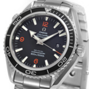 45mm Replica Omega Seamaster Planet Ocean 2200.51.00 automatique