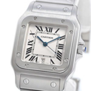 Replica Cartier Santos Galbee Unisex Replica Watch W20060D6