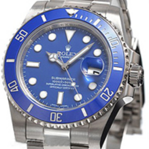 Replica Submariner Oyster Perpetual Date Blue Watch 116619