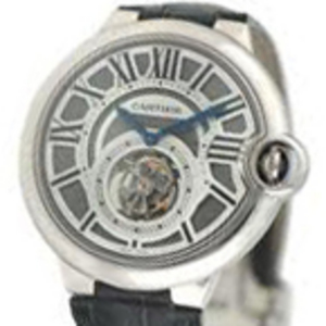 Replica Cartier Ballon Bleu Flying Tourbillon Automatisk w6920021