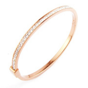 Cartier Rencontres diamants Bracelet or rose 18 carats