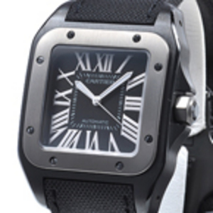Replica Cartier Santos 100 Titanium Montre automatique W2020010