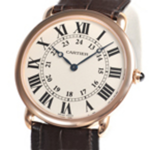 Replica Cartier Ronde Louis or rose 18 carats unisexe W6800251