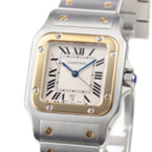 Replica Cartier Santos Galbee Unisex Replica Watch W20011C4