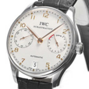 Replica IWC Português 7 Day Power Reserve Assista IW500114