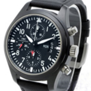 Replica IWC Classic Pilot TOP GUN Chronograph Watch IW378901