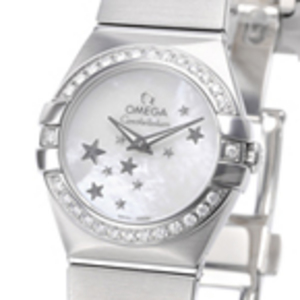 Replica Omega Constellation Mini Diamonds Watch 123.25.24.60.05.00