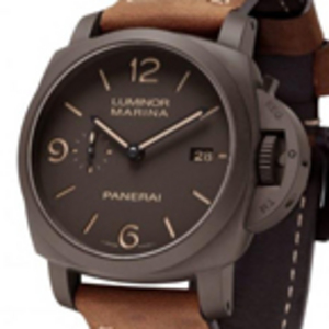 Реплика Реплика Panerai Luminor Composite Marina 3Days 1950 PAM00386