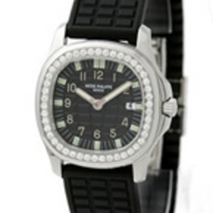 Replica Patek Philippe Aquanaut Luce Ladies Watch 4961A - 002