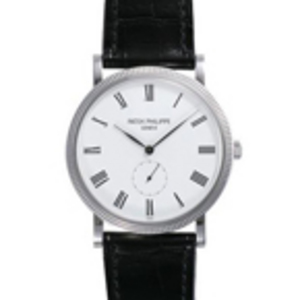 Replica Patek Philippe Calatrava White Gold Watch 5119G