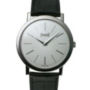 Macasamhail Piaget Altiplano 38mm Ultra - tanaí Mens Watch GOA29