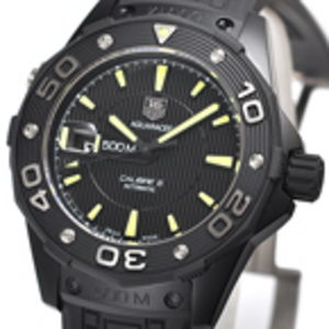 Реплика Tag Heuer Aquaracer Calibre Титан Смотреть WAJ2180.FT6015