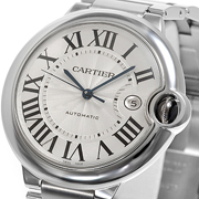 Replica Cartier Ballon Bleu Automatic Steel horloge W69012Z4