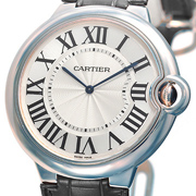 Replica Cartier Ballon Bleu Extra-Flat XL Steel W6920055