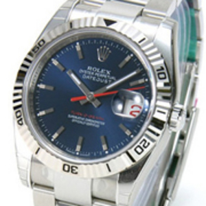 Replica Datejust Turn- O - Graph Blue Dial Watch 116264