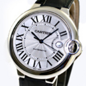 Replica Cartier Ballon Bleu Automatic Leather se W69016Z4