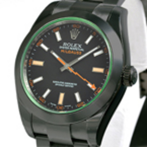 Replica Milgauss PVD Watch 116400GV DLC - PVD
