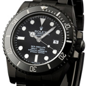 Replica Sea Dweller DeepSea Automatisk PVD Watch 116660DLC
