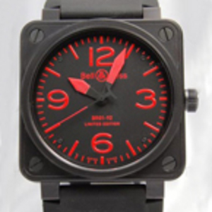 Реплика Белл и Росс BR01-92 Carbon Red LIMITED EDITION часы