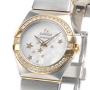 Реплика Omega Constellation Мини Алмазы 123.25.24.60.05.001